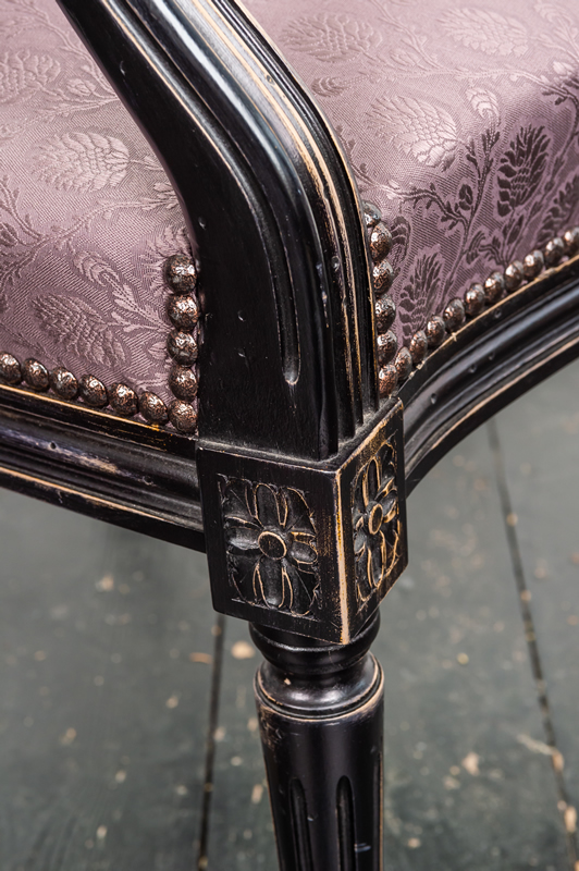 43 Cabriolet Louis XVI