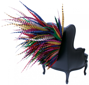 Gilles Nouailhac 's BIG BANG CHAIR